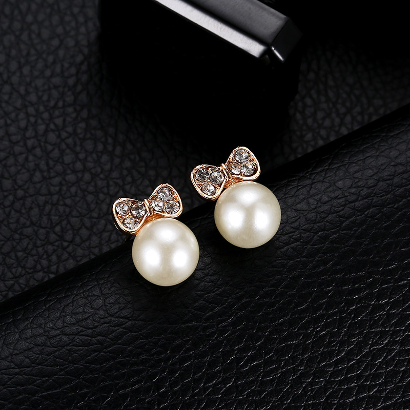 Beautiful Pearl Studs Earring