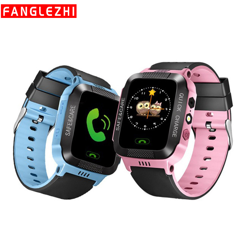 New Products Y21s Children's Smart Phone Positioning Watch Mobile Phone 1.44 Touch + Positioning + Photo Flashlight Smart Watch