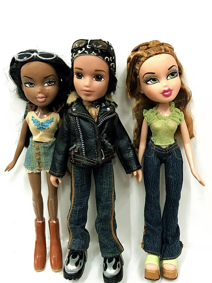 About 26cm Original Bratz Doll Dress Up Doll Best Gift For Child
