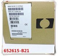 جديد ل 652615-B21 653951-001 450GB SAS G8 1 سنة الضمان