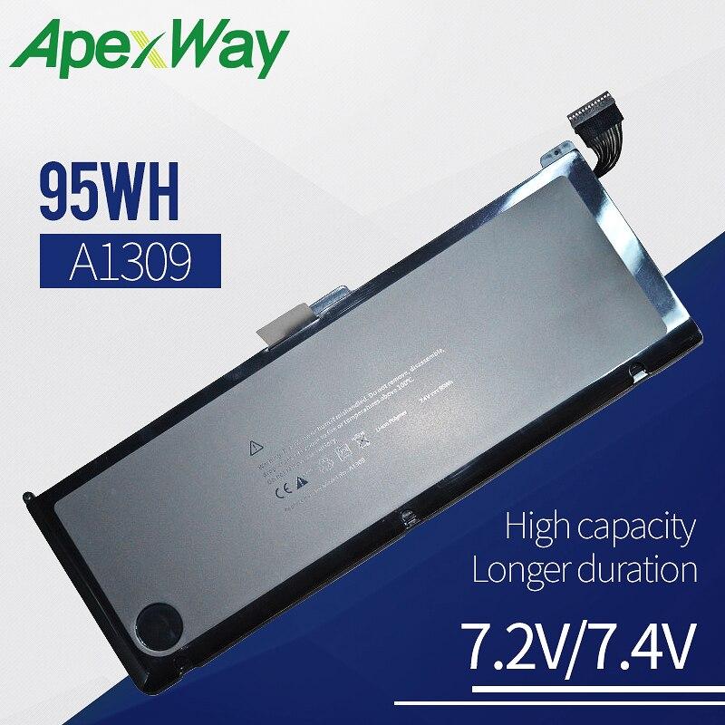 7 4V 95Wh Laptop Battery A1309 For font b Apple b font font b MacBook b