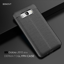 For Samsung Galaxy J5 2016 Case J510 Soft TPU Silicone Anti-knock Cover