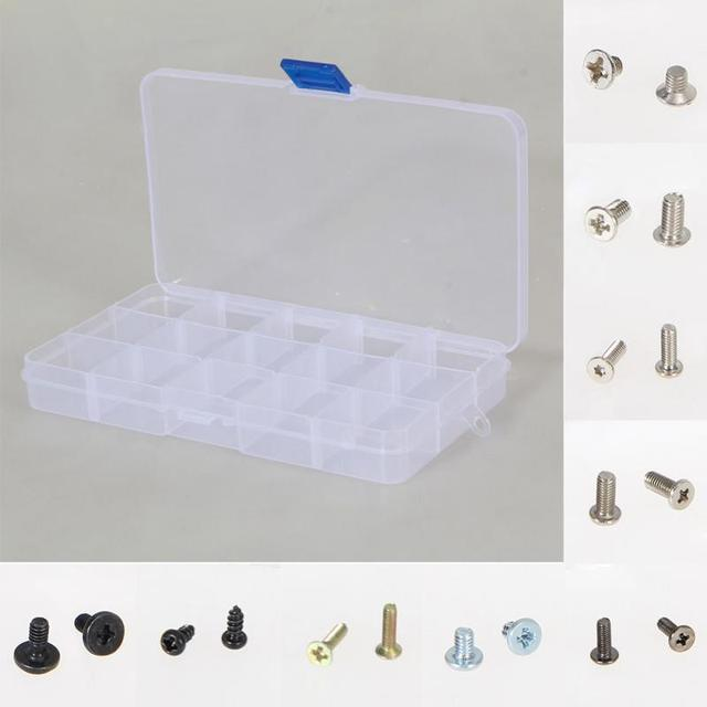 US $4 36 5% OFF|300pcs/set Laptop Screws Set Kits with Box 15 Size Notebook  computer Repair Screw Set for HP Dell Lenovo Sony SAMSUNG Gateway-in