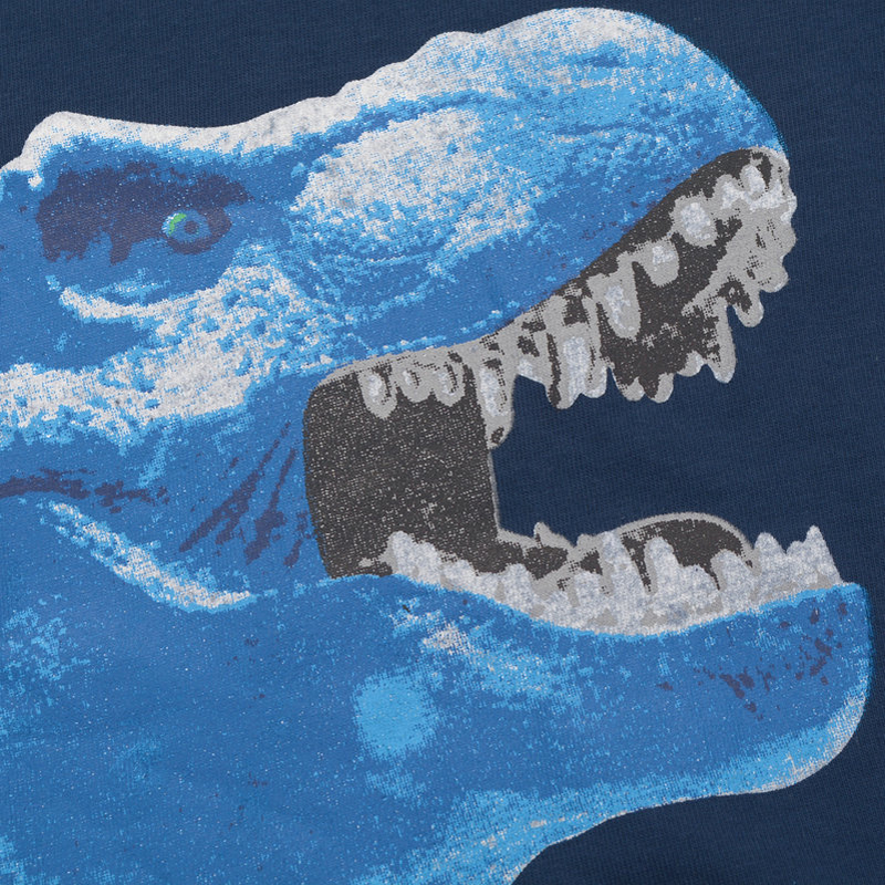 SAILEROAD 2-8Years 4Style Dinosaurs Print Baby Boys T Shirt Summer New Children Kids Boy's Shorts Sleeve Clothes Boys Tops Tees 2