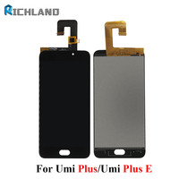 For Umi Plus E LCD Display Touch Screen Original Tested Digitizer Assembly Glass Panel Replacement For