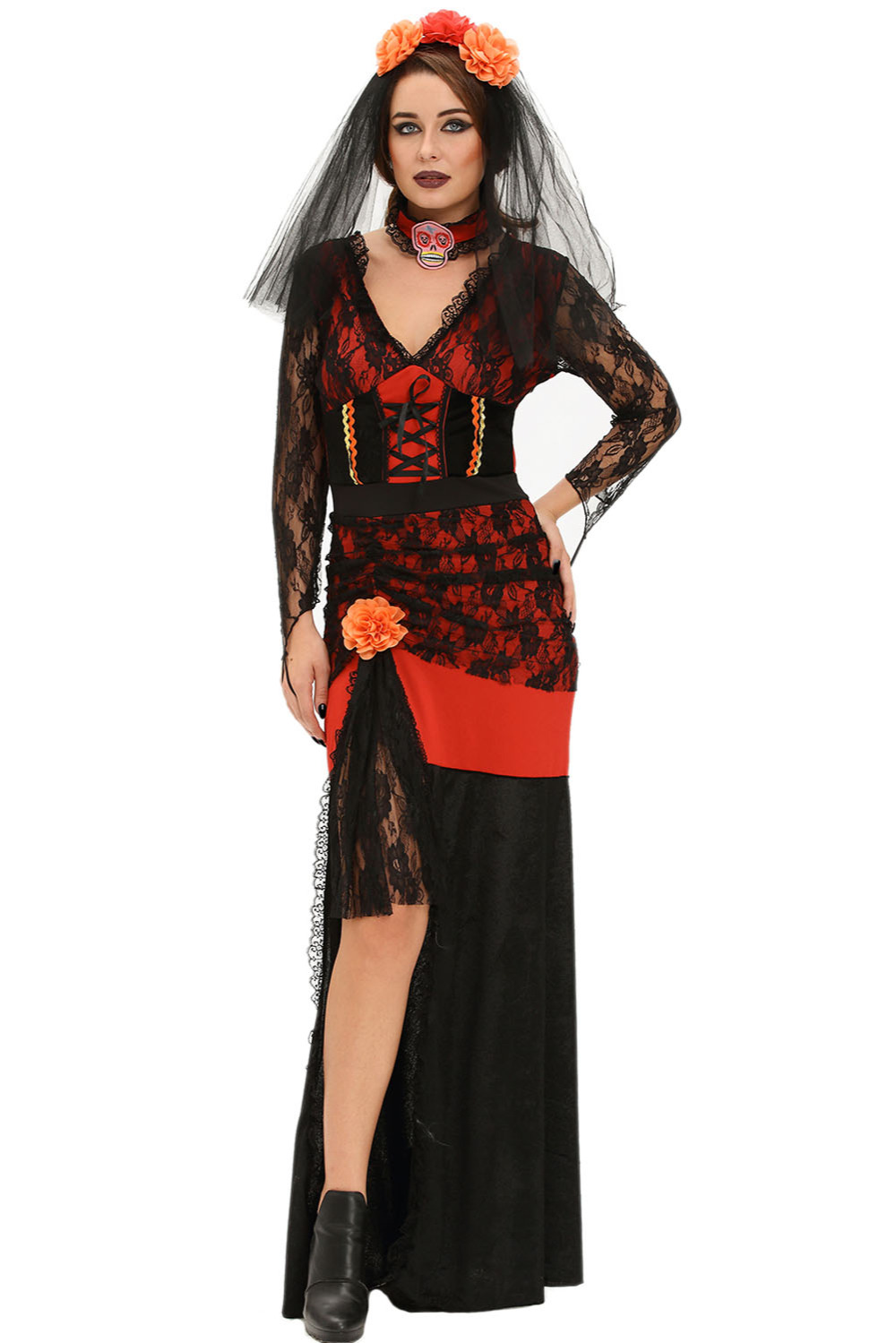 Compare Prices on Womens Scary Halloween Costumes- Online Shopping ...