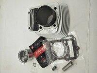 A309 Cylinder KIT & Piston Set & Gasket All Sets For Honda CG150 150CC CG 150 Motorcycle Air Cooled Cylinder Set