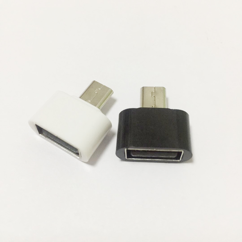Micro USB 2.0 To USB OTG Mini Adapter Camera MP3 Converter OTG Cable For Samsung Xiaomi Android Smart Phone Tablet PC Best Price
