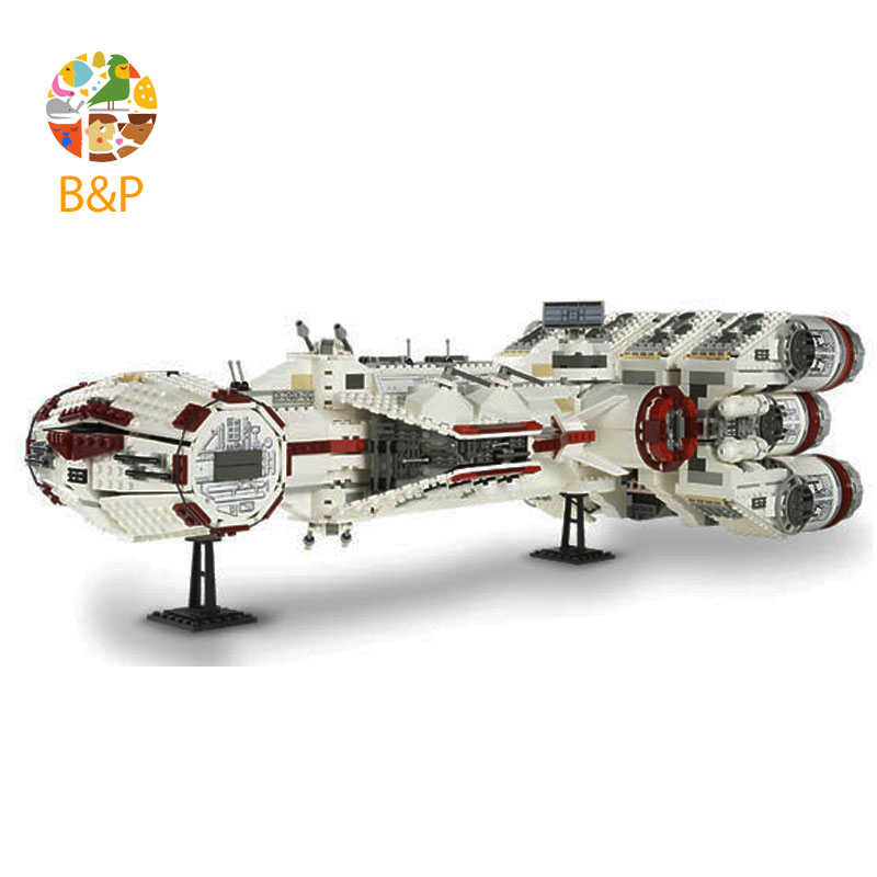 lepin Legoing 10019 Star Series War 1748Pcs The Tantive IV Blockade Runner Model Building Blocks Bricks Toys Kids Gift 05046 2017 new lepin 05046 1748pcs star war tantive iv rebel blockade runner model building kit blocks brick toy gift 10019 funny toy