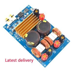 Image 4 - KYYSLB AMPLIFICADOR DE POTENCIA TPA3255 2,0, Clase D, placa amplificadora Digital de potencia, 300W + 300W, Original, TPA3255 LM2575S 12