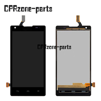 100 Warranty Black For Huawei Ascend G700 Lcd Display Screen With Touch Screen Digitizer Assembly By