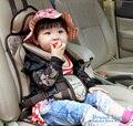 Buena calidad portable asiento de coche de seguridad Asientos de Coche de Bebé Niño bebé Cubierta Protectora para niños Marrón portador arnés Auto