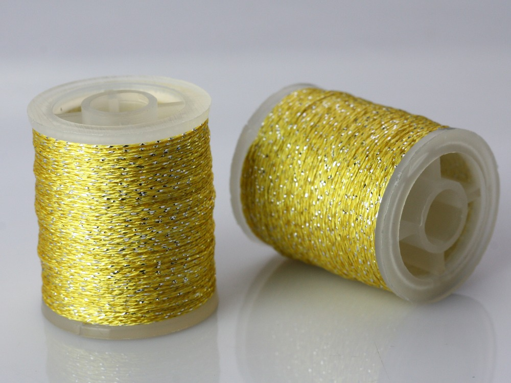 Iridescent Thread Fly დამაგრების - თევზაობა - ფოტო 6