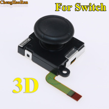 ChengHaoRan Replacement 3D Joystick with Flex Cable Left Right Analog Sticks for Nintend Switch NS Joy-Con Controller Parts