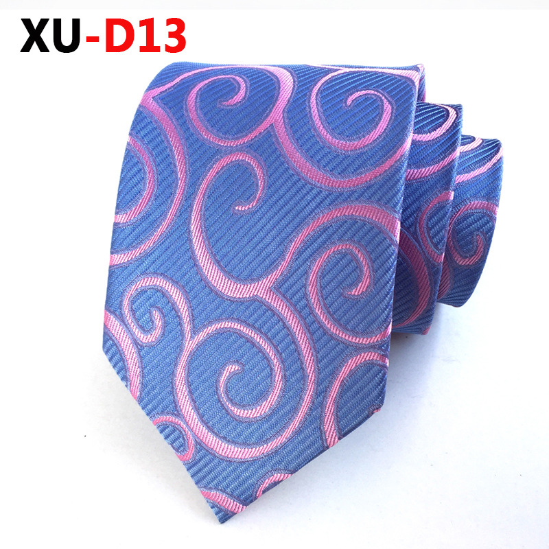 Mens Ties Colors of Gold Blue Solid Color Beautiful Floral/flower Paisley Design Necktie It Wear To Any Occasion