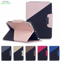 Tablet Case For IPad Mini 1 2 3 4 Genera Smart Flip Stand PU Leather Retina
