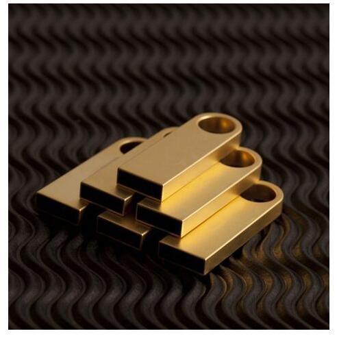 Capacidad Real de Alta Velocidad USB 3.0 Flash Drive 128 GB Pen Pendrive de Aluminio de Lujo de 256 GB 512 GB 64 GB de Memoria Sticktick otg CALIENTE