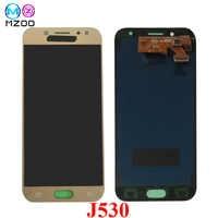 "5.2 ""Per SAMSUNG GALAXY J530 J530F J530FM SM-J530F J5 Pro 2017 LCD Display Touch Screen Digitizer Pantalla Assemblea Sensore tela"