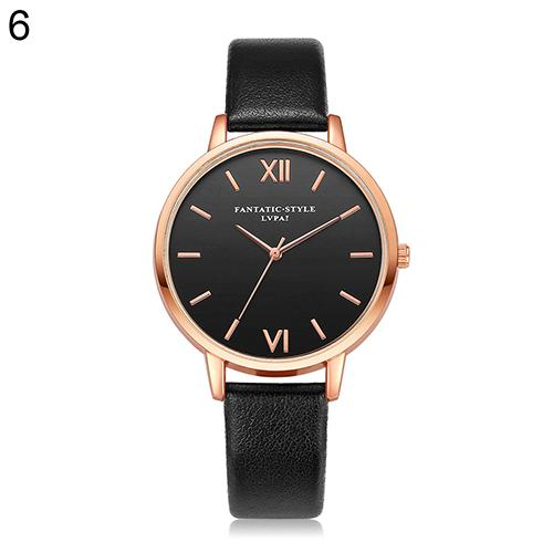 Women Watches Relogio Feminino 2018 Rose Gold Luxury Brand Leather Classic Wrist Watch Fashion Casual Quartz Wristwatch Clock