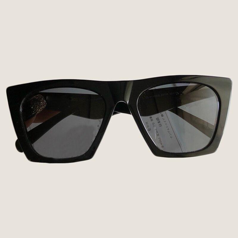 Occhio di gatto Occhiali Da Sole per Le Donne Del Progettista di Marca di Alta Qualità Oculos De Sol Feminino Occhiali Da Sole Di Modo Dell'annata Occhiali UV400 Lente