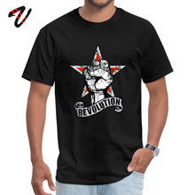 Up The Revolution 2019 Hot Sale Men T Shirt O Neck Game Of Throne Physics Cotton Fabric Top T-shirts Drop Shipping