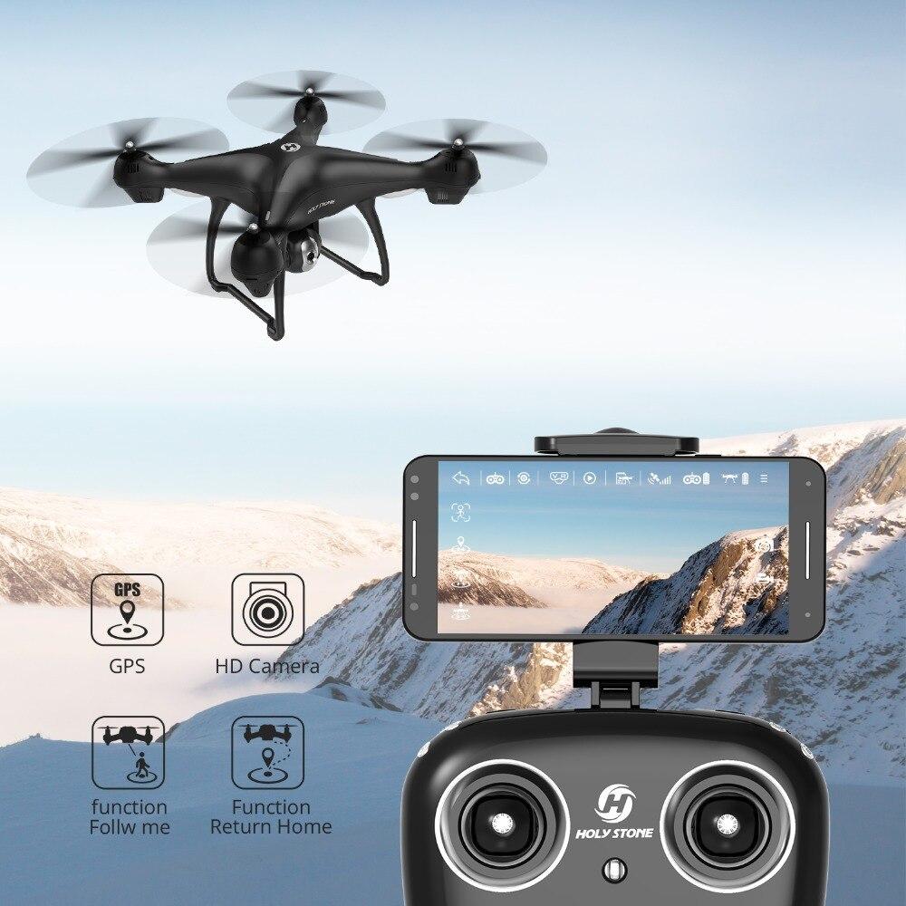 Holy Stone HS100 GPS FPV თვითმფრინავის - დისტანციური მართვის სათამაშოები - ფოტო 2