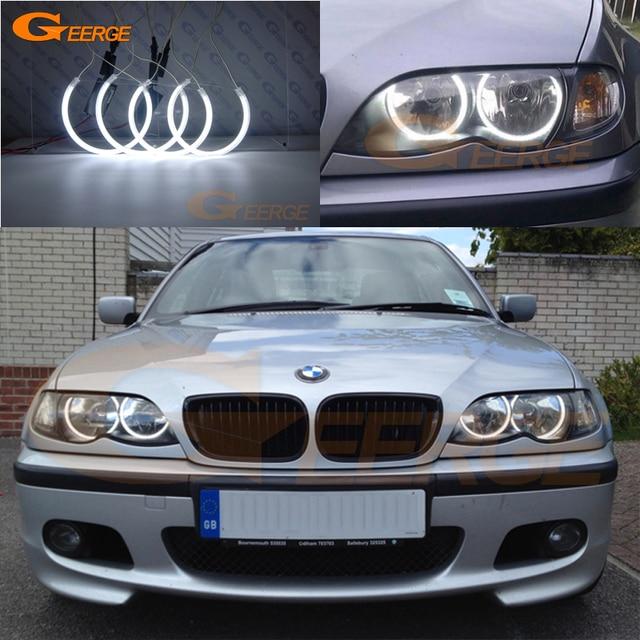 For BMW 3 Serie E46 Sedan Facelift 2001 2005 Halogen
