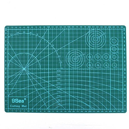 PVC Cutting Mat A4 Self-healing Cut Pad Patchwork Tools Knife Carving Plate Rubber Stamp Carving Board DIY Hand Plate Model Base