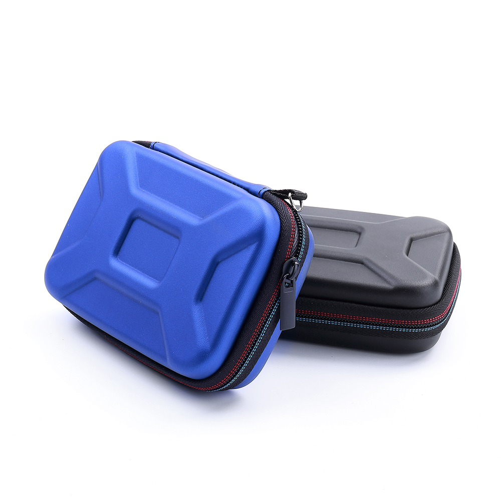 GUANHE funda de transporte de disco duro externo para Seagate Backup Plus Slim/Western Digital My Passport Ultra Slim esencial Toshiba