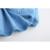 Oso Líder Otoño Vestido de Mezclilla 2016 Nuevas Muchachas Vestido Largo Diseño de Bolsillo Dot Patrón de Zorro de la Solapa de la manga para el Vestido de Princesa 2-6Y