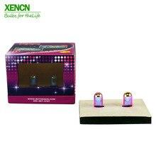 XENCN W5W 12V 5W Супер Радужный светильник серии s для автомобиля/мотоцикла Внешний светильник Новинка 2 шт