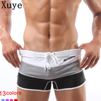 2016 Men S Swimming Trunks Classic Fashion Style Summer Swimwear Brand Man Beach Shorts Sexy Swimsuit