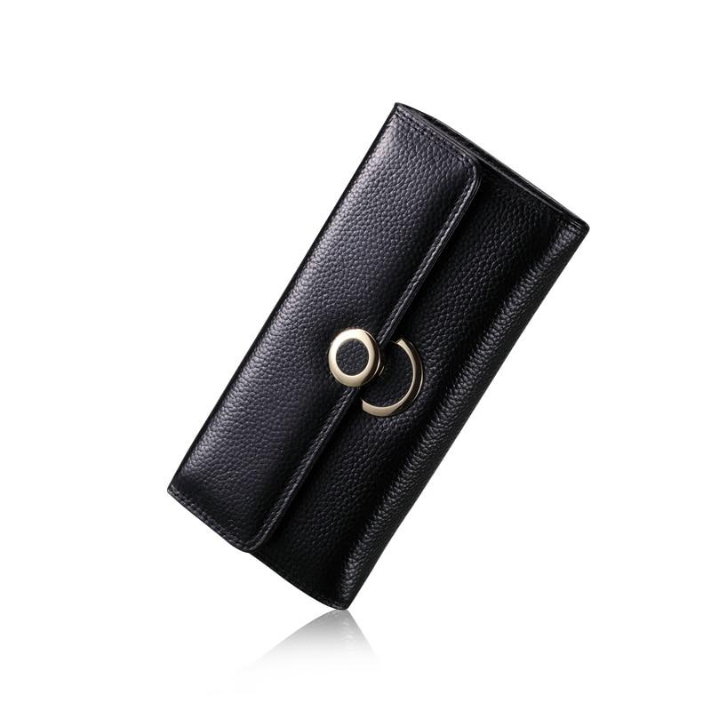 couro genuíno bolsas da moeda Modelo Número : Hw7030901