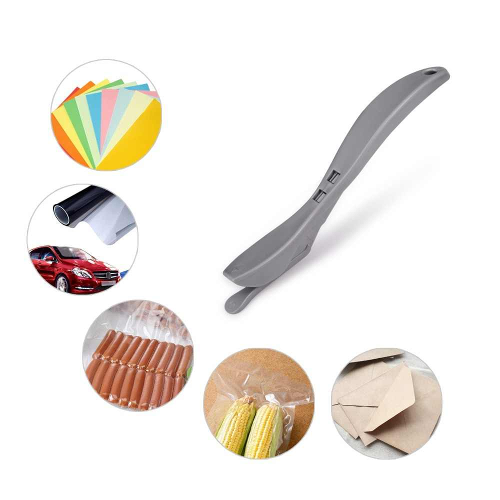 EHDIS ויניל גלישת סיבי פחמן גיליון רכב מדבקות חותך רדיד סרט קיר נייר חיתוך כלי סכין DIY רכב סטיילינג יד כלי