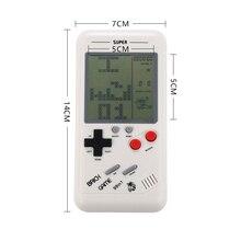 Retro Tetris Handheld Game Players