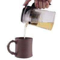 Chinese Glass Make Teapot Tea Pot Set Teakettle Barware Teas Bar Maker Tools Products Gift Heat