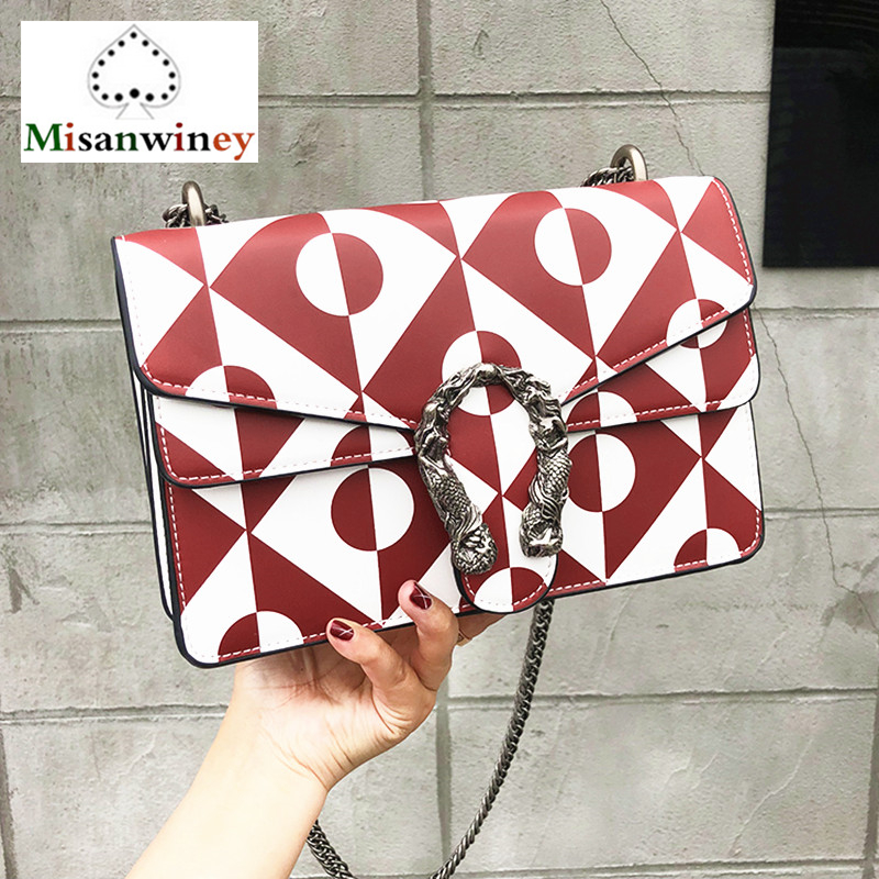 Charming Luxury Designer Fashion Chain Casual Shoulder Messenger Bag Retro Hit Color Women Bag\Handbag Lady Party Purse Channel e27 led 8w white warm white cob led filament retro edison led bulbs 85 265v