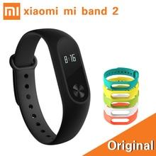 Stock Xiaomi MI Band 2 Smart Bracelet Heart Rate Pulse Xiaomi Miband 2 Wristbands xiaomi mi band 2 With OLED Screen Original
