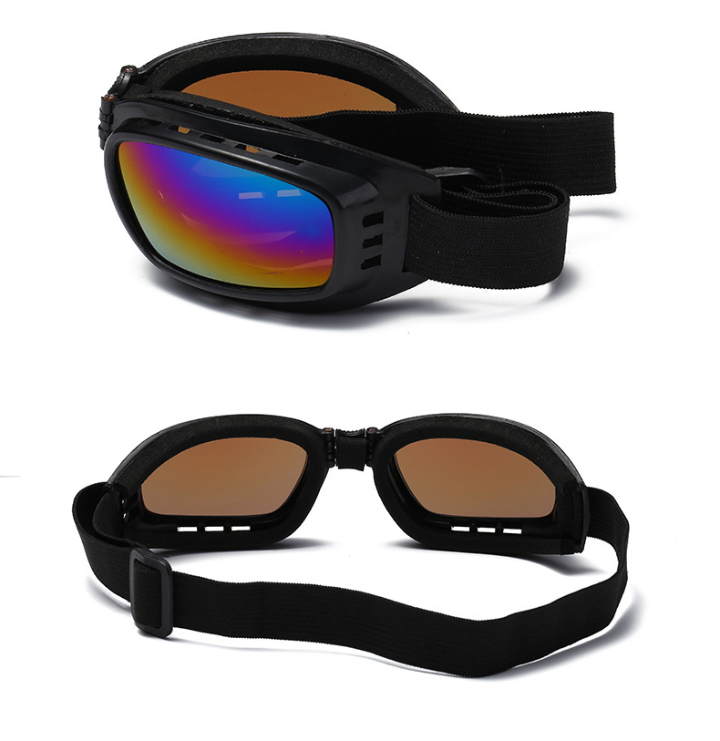 Safety Anti UV Safety Glasses Suitable For Riding And Construction Use As Protection Glasses 4