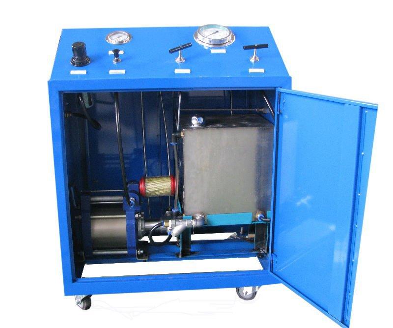 liquid test booster