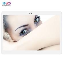 Waywalkers M9 Tablet PC 10 pulgadas 4G Lte Android 6.0 Octa Core tabletas 4 GB RAM 64 GB ROM 1920*1200 MT8752 Dual SIM tarjeta de mesa para niños