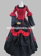 Medieval Renaissance Victorian Corset Period Dress Reenactment Theatre Clothing