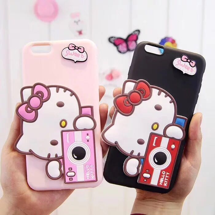Hello Kitty Squishy Carrying Case : Aliexpress.com : Buy For Vivo Y69 Cases Cute Cartpn Hello Kitty Camera Soft Silicone Back Case ...
