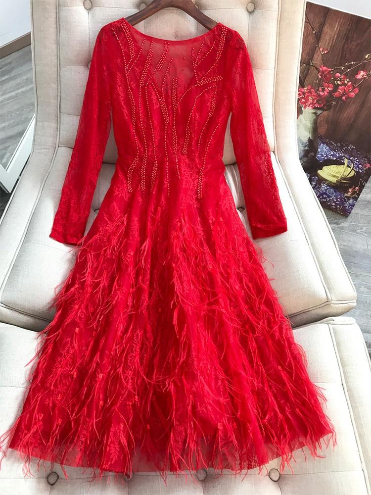 Beading Dresses Brand Rear 3