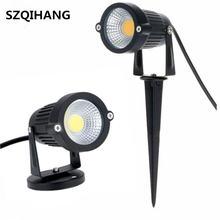 Наружный садовый светодиодный светильник 12 в 10 Вт cob для