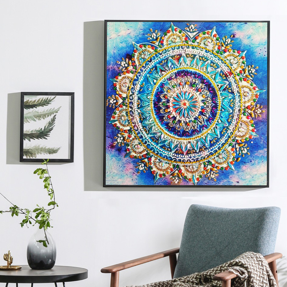 Special Shaped Diamond Painting Diy 5d Partial Drill Cross Stitch Kits Crystal R Diamond Painting Partial Diamant Painting Acces Home & Garden