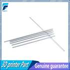 2 Sets Prusa i3 MK3 Hardened Smooth Rods Kit 6pcs 3D Printer Smooth Rod Pack OD 8mm Linear Shaft Optical Axis Chrome Plated