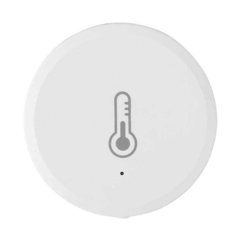 Tuya Temperature And Humidity Sensor Alarm System Devices For Amazon Alexa(China)