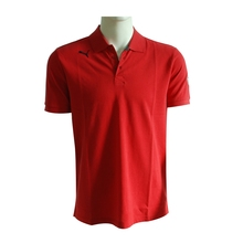 Original PUMA men's POLO shirt 2PU55267802 Red short sleeve Sportswear free shipping