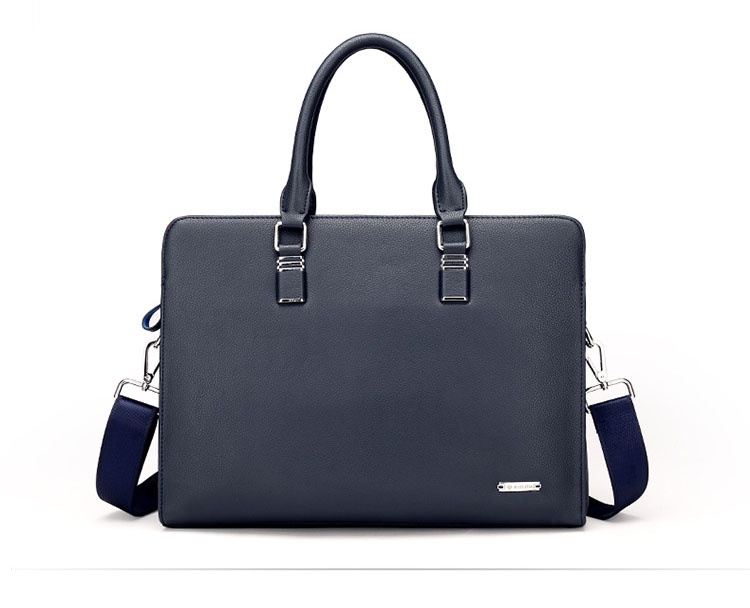 HTB1u6qlbk9WBuNjSspeq6yz5VXao Wholesale Genuine Leather Men Briefcases Brand Fashion Men's Crossbody Bags High Quality Male Messenger Bags 2019 New arrival